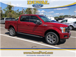 2018 F-150 SuperCrew Cab 4x4,  Pickup #JKD64409 - photo 1