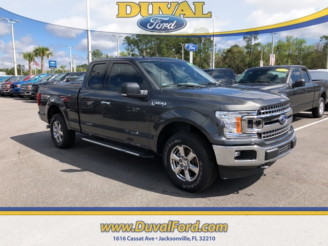 2018 F-150 Super Cab 4x4,  Pickup #JKD87686 - photo 1