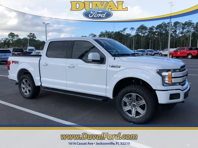 2018 F-150 SuperCrew Cab 4x4,  Pickup #JKE34592 - photo 1