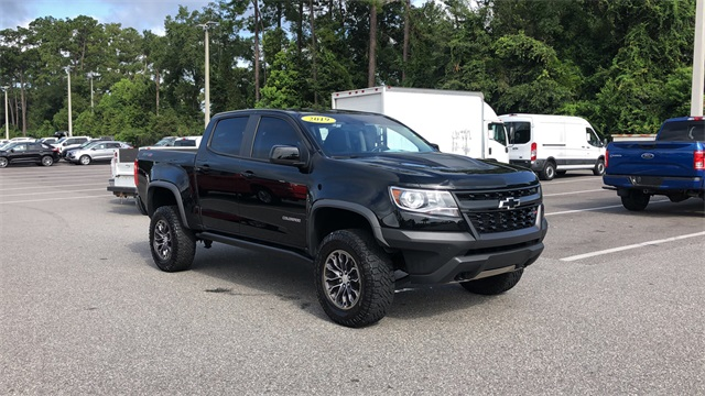2019 Chevrolet Colorado Crew Cab 4x4, Pickup #K1160543 - photo 3