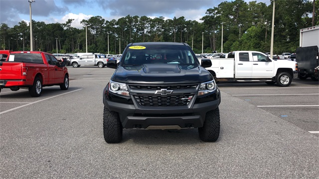 2019 Chevrolet Colorado Crew Cab 4x4, Pickup #K1160543 - photo 5