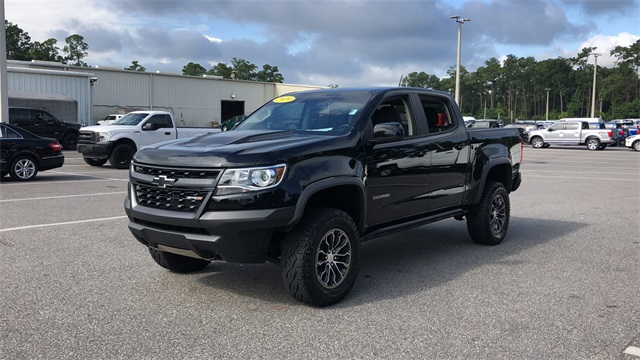 2019 Chevrolet Colorado Crew Cab 4x4, Pickup #K1160543 - photo 6