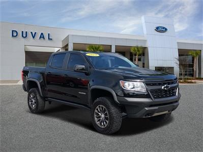 2019 Chevrolet Colorado Crew Cab 4x4, Pickup #K1160543 - photo 1