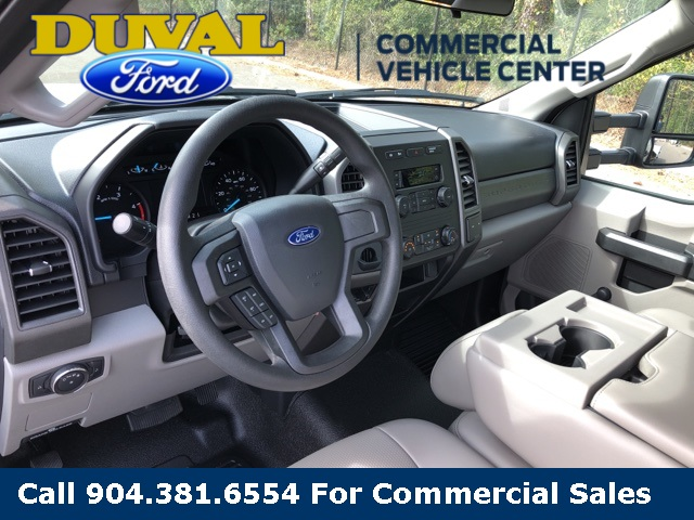 2019 F-550 Regular Cab DRW 4x2,  CM Truck Beds RD Model Platform Body #KDA11179 - photo 9