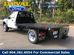 2019 F-550 Regular Cab DRW 4x2,  CM Truck Beds RD Model Platform Body #KDA11179 - photo 11