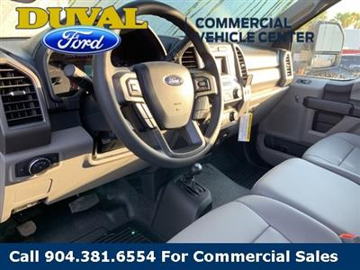 2019 Ford F-550 Regular Cab DRW 4x4, Knapheide PGNB Gooseneck Platform Body #KDA27196 - photo 12