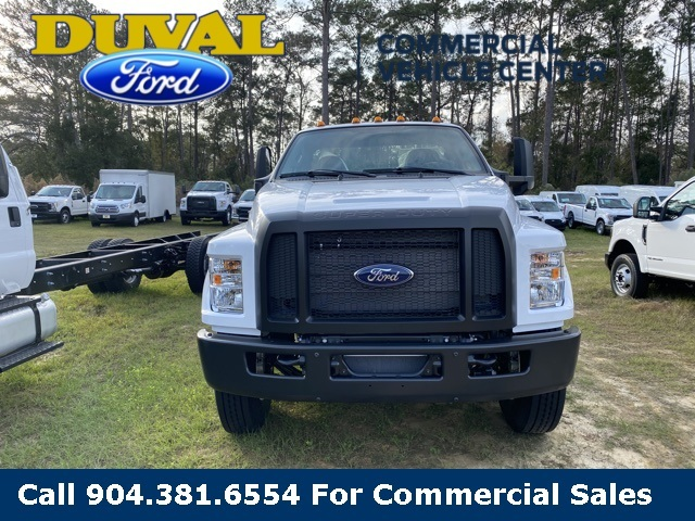 2019 F-650 Regular Cab DRW 4x2, Cab Chassis #KDF14735 - photo 4
