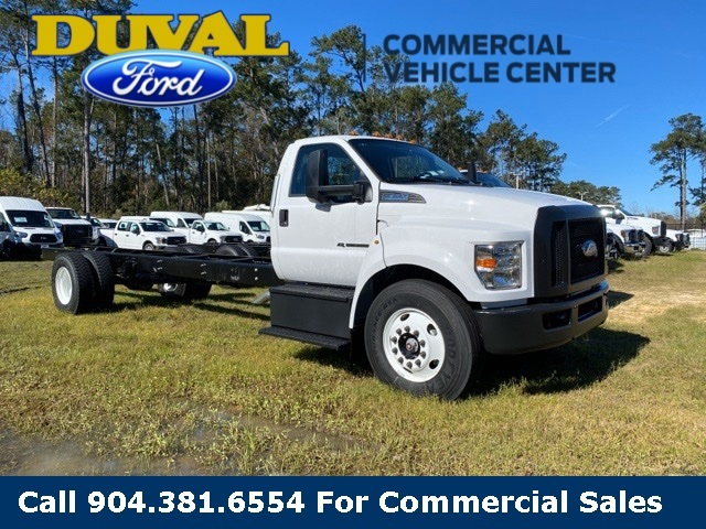 2019 F-650 Regular Cab DRW 4x2, Cab Chassis #KDF14736 - photo 3