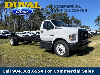 2019 Ford F-650 Regular Cab DRW 4x2, Cab Chassis #KDF14737 - photo 3