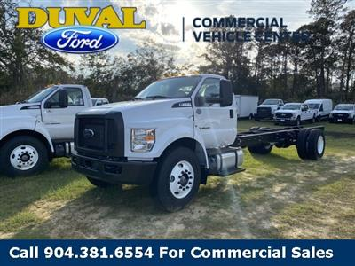 2019 Ford F-650 Regular Cab DRW 4x2, Cab Chassis #KDF14737 - photo 1