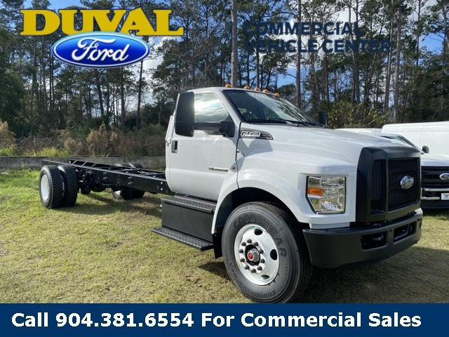 2019 Ford F-750 Regular Cab DRW 4x2, Cab Chassis #KDF14739 - photo 1