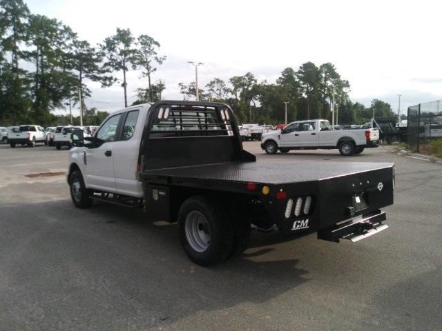 2019 F-350 Super Cab DRW 4x2,  CM Truck Beds Platform Body #KEC94836 - photo 1