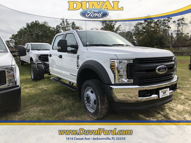 2019 F-550 Crew Cab DRW 4x2,  Cab Chassis #KED02158 - photo 1