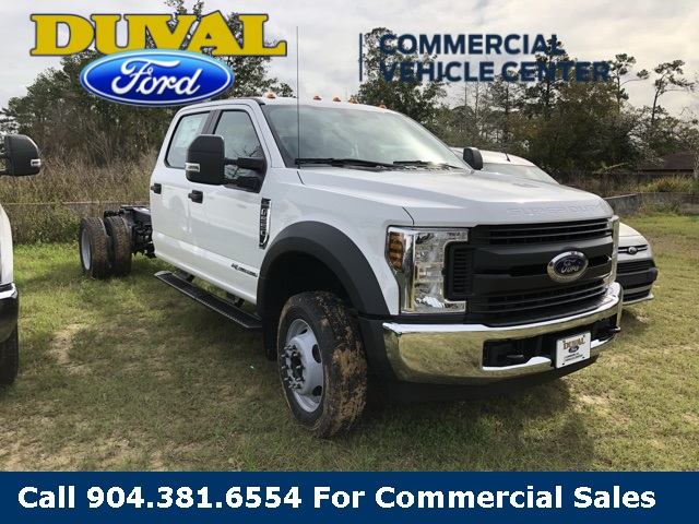 2019 F-550 Crew Cab DRW 4x2,  Cab Chassis #KED02159 - photo 1