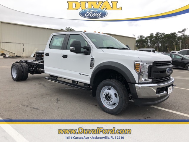 2019 F-550 Crew Cab DRW 4x4,  Cab Chassis #KED02160 - photo 1