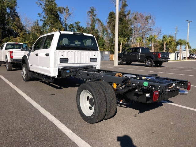 2019 F-450 Crew Cab DRW 4x4,  Cab Chassis #KED55476 - photo 9