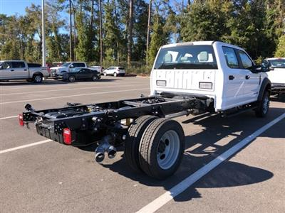 2019 F-450 Crew Cab DRW 4x4,  Cab Chassis #KED55476 - photo 2