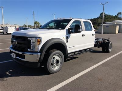 2019 F-450 Crew Cab DRW 4x4,  Cab Chassis #KED55476 - photo 4