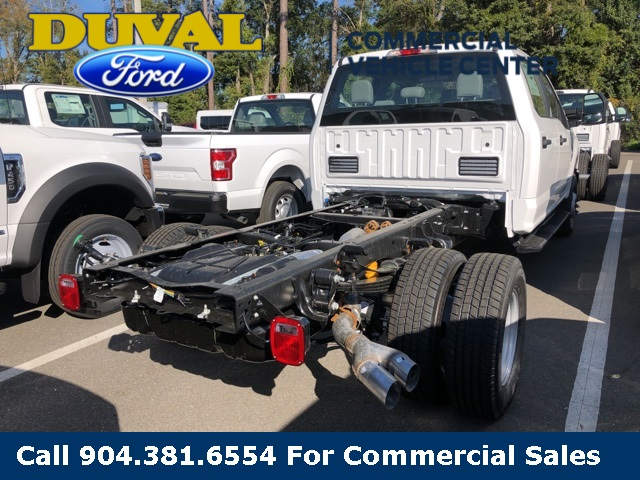 2019 F-350 Crew Cab DRW 4x4,  Cab Chassis #KED99329 - photo 1