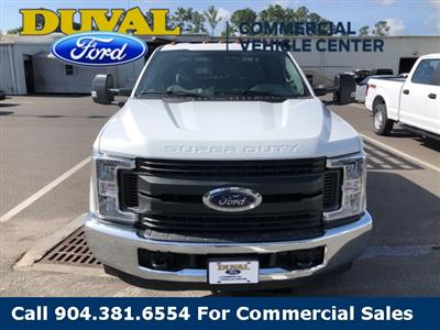 2019 F-350 Crew Cab DRW 4x2,  Knapheide Value-Master X Stake Bed #KEE28562 - photo 3