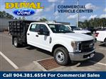 2019 F-350 Crew Cab DRW 4x2,  Knapheide Stake Bed #KEE28562 - photo 1