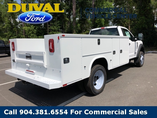 2019 F-450 Regular Cab DRW 4x4, Knapheide Service Body #KEE37787 - photo 1