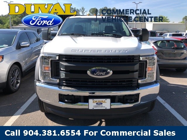 2019 F-550 Regular Cab DRW 4x4,  Knapheide Value-Master X Platform Body #KEE37788 - photo 3