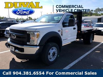 2019 F-550 Regular Cab DRW 4x4,  Knapheide Value-Master X Platform Body #KEE37788 - photo 4
