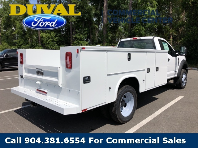 2019 Ford F-450 Regular Cab DRW 4x4, Knapheide Service Body #KEE68924 - photo 1