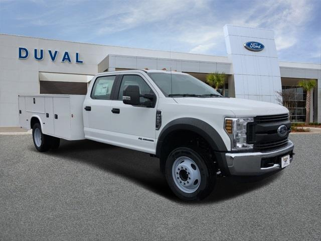 2019 Ford F-550 Crew Cab DRW 4x2, Knapheide Service Body #KEE68928 - photo 1