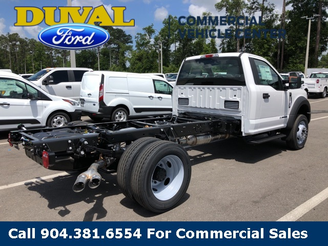 2019 F-550 Regular Cab DRW 4x2,  Cab Chassis #KEE94433 - photo 1