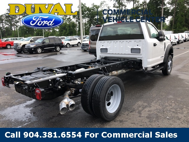 2019 F-550 Regular Cab DRW 4x4,  Cab Chassis #KEE94434 - photo 1