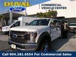 2019 F-550 Crew Cab DRW 4x4, Knapheide Rigid Side Dump Body #KEF24796 - photo 5