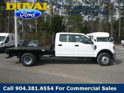2019 F-350 Crew Cab DRW 4x4, Rayside Truck & Trailer Platform Body #KEF24858 - photo 8