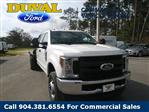 2019 F-350 Crew Cab DRW 4x4, Rayside Truck & Trailer Platform Body #KEF24858 - photo 1