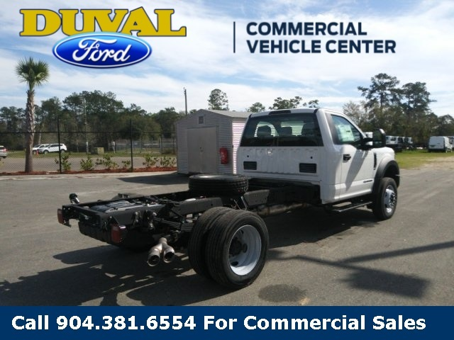 2019 Ford F-550 Regular Cab DRW 4x4, Cab Chassis #KEF60339 - photo 2