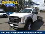 2019 Ford F-550 Regular Cab DRW 4x4, Cab Chassis #KEF60339 - photo 4