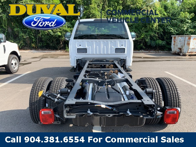 2019 F-350 Regular Cab DRW 4x4, Cab Chassis #KEF60630 - photo 14