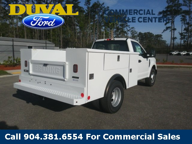 2019 F-350 Regular Cab DRW 4x2, Reading Service Body #KEG49058 - photo 1