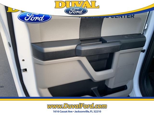 2019 F-550 Crew Cab DRW 4x4, Hillsboro GII Steel Platform Body #KEG58746 - photo 14