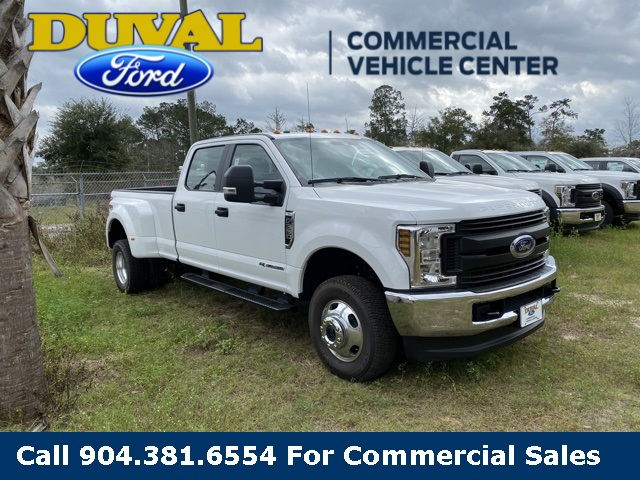 2019 F-350 Crew Cab DRW 4x4, Pickup #KEG83796 - photo 3