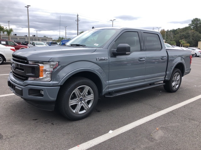 2019 F-150 SuperCrew Cab 4x2,  Pickup #KFA29811 - photo 4