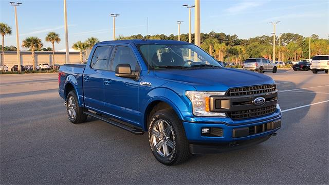 2019 F-150 SuperCrew Cab 4x4,  Pickup #KFA29820 - photo 3
