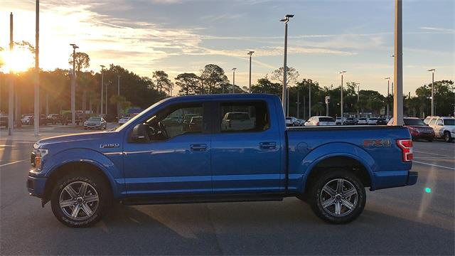 2019 F-150 SuperCrew Cab 4x4,  Pickup #KFA29820 - photo 7