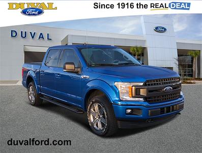 2019 F-150 SuperCrew Cab 4x4,  Pickup #KFA29820 - photo 1