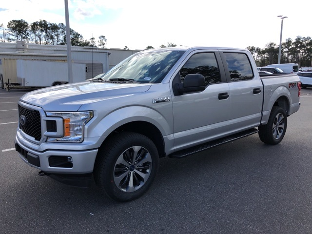 2019 F-150 SuperCrew Cab 4x4,  Pickup #KFA53142 - photo 4