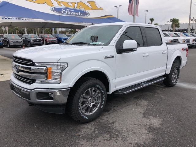 2019 F-150 SuperCrew Cab 4x4,  Pickup #KFA92559 - photo 4