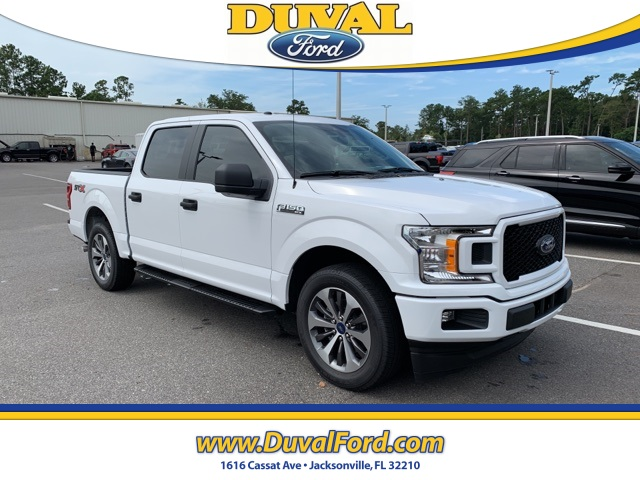 2019 F-150 SuperCrew Cab 4x2, Pickup #KFC78192 - photo 1