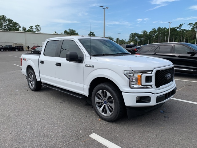 2019 F-150 SuperCrew Cab 4x2, Pickup #KFC78192 - photo 3