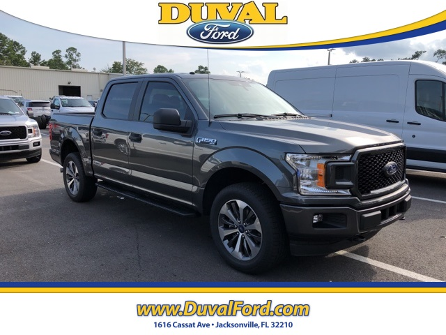 2019 F-150 SuperCrew Cab 4x4, Pickup #KFC78196 - photo 1